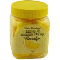 China Lemon & Manuka Honey Drops on sale