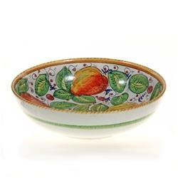 China Italian Fruit Ceramic Bowl on sale