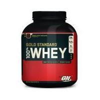 Optimum 100% Whey Gold Standard 5 Lb - Double Rich Chocolate