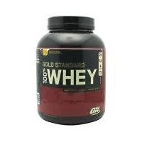 Optimum 100% Whey Gold Standard 5 Lb - Banana Cream