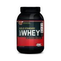 Optimum 100% Whey Gold Standard 2 Lb - Chocolate Malt