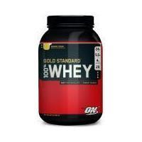 Optimum 100% Whey Gold Standard 2 Lb - Banana Cream