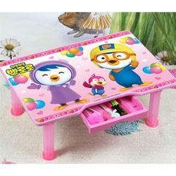 China pororoPororo Balloons Study Table (with drawer) on sale