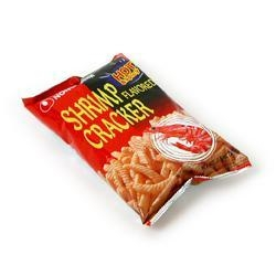 China NongshimShrimp Cracker - Hot and Spicy on sale