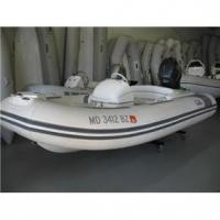 Avon 360 DL Seasport Yamaha 40hp SOLD