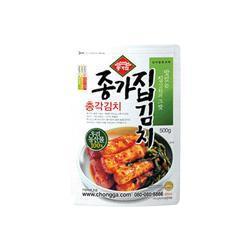 China ChonggaPickled Young Radishes - Chong gak Kimchi 500g on sale