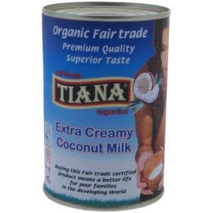 China TIANA Coconut Milk on sale