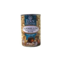 China Cannellini White Kidney Beans Organic 15 oz Can Eden Foods on sale