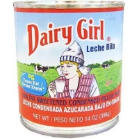 DairyGirl Low Fat Sweetened Condensed Filled Milk 14oz.