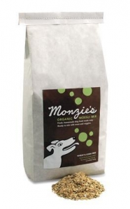 China Monzies Organic Muesli for Dogs on sale