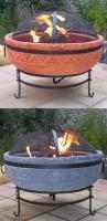 China Azteca Gas Fire Pit[GS809] on sale