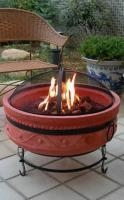 China Las Olas Gas Fire Pit[GS81098] on sale