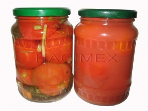 China Big Tomato in own juice on sale