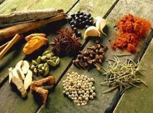 China The Heart of Indian Cuisine-Spices... on sale