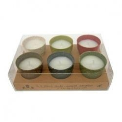China Relaxing Antiinsect Travel Bio Candle on sale