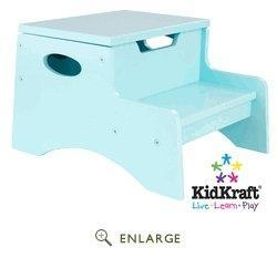 China Step 'N Store in Ice Blue KidKraft 15630 on sale