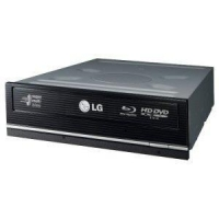 LG GGW-H20L Super Multi Blue Blu-ray Disc ReWriter & HD DVD-ROM