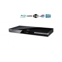 Samsung 3D-Ready Blu-ray Disk Player BDC5900