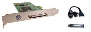 China SPEED4 LE HD Express - 4 Port PCIe Serial Card on sale