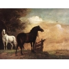 China Oil Painting horses_f for sale