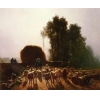 China Oil Painting LA_VALLEE for sale