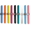 China wholesale silicone slap watch for sale