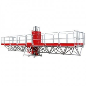 China YLPS150 Single Mast Climbing Work Platform on sale
