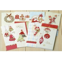 Novelty Xmas Greeting Cards for Gifts & Promotion