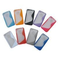 China silicon cases for iphone 4th