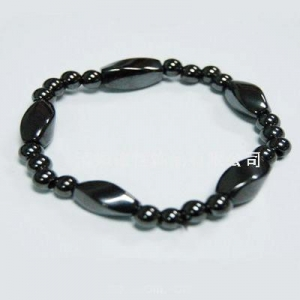 China magnetic hematite bracelet on sale