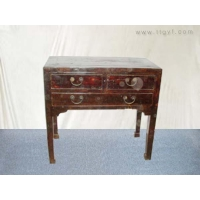 China 3-drawer office table on sale