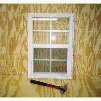 China single hung window on sale