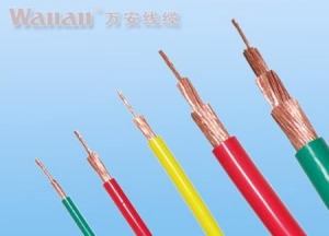 China Network Cable Copper core PVC insulated flexible cables on sale