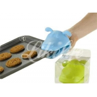 China NON STICK SILICONE BAKEWARE OVEN GLOVE on sale