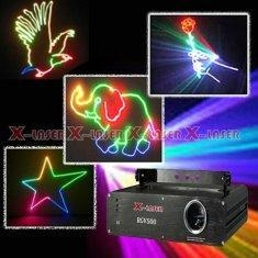 China 500MW full color animation laser light projector on sale