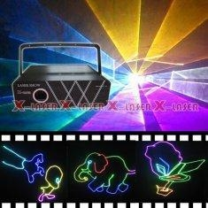 China 1WRGB full color laser projector RGB1000 on sale
