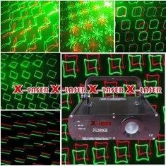 China FS200GR Moving head firework laser light projector on sale