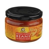 China BAKED GIANT BEANS on sale