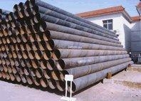 China of Product:Two-sided SAW spiral seam steel pipe on sale