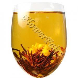 China Seashell Blooming Tea on sale