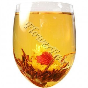 China Brocade Blossoming Tea on sale