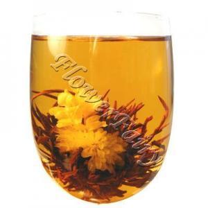 China Oriental Beauty Blooming Tea on sale