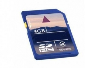 China High Speed SD Memory Card 4GB on sale