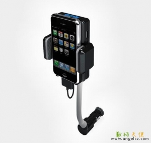 China All car kit FM transmitter for iPhone/3G/3GS on sale