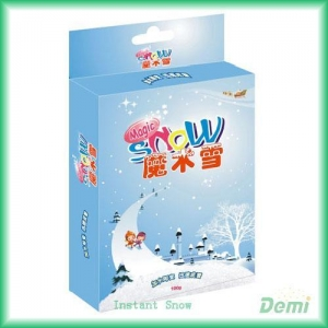 China Instant Snow on sale