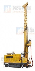 China HCR-8 FULL HYDRAULIC DRILLING RIG on sale