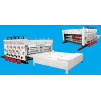 Flexo Printing Slotting Machine XinTian XT-L Series