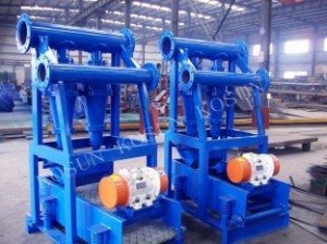 China Drilling Mud Desander LCS250 2 on sale