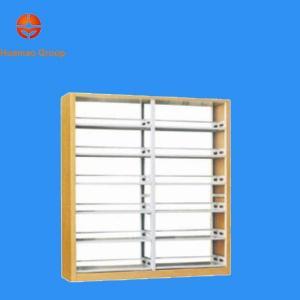 China Dual Column Double standard bookshelf on sale
