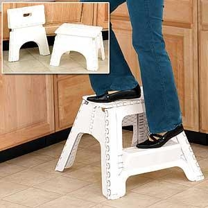 China EZ fold step stool - as seen on tv on sale